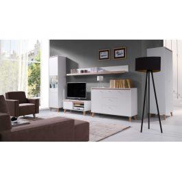 Gib Meble Televizní stolek OV RTV 135 OVIEDO Gib 135/46,5/40