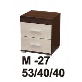 AB Noční stolek 2SZ MARINO M27 výprodej
