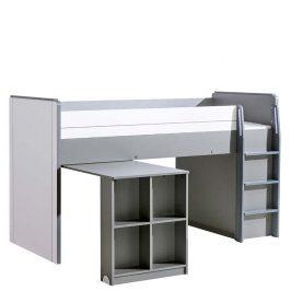 Dolmar Zvýšená postel se stolem GUMI G15 Dolmar 104/131/208