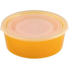 Curver Set dóz DECO CHEF 3ks - oranžová
