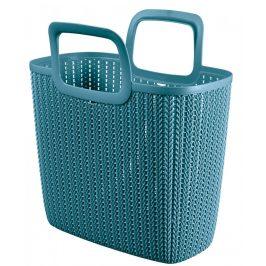 Curver Nákupní taška KNIT - modrá