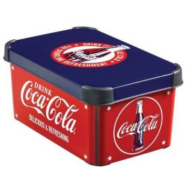 Curver Box DECOBOX - S - COCA COLA