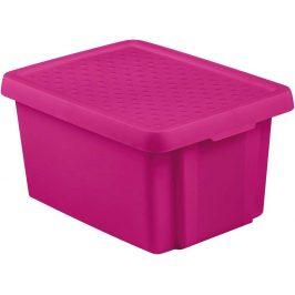 Curver Box ESSENTIALS 16L - fialový Úložné boxy