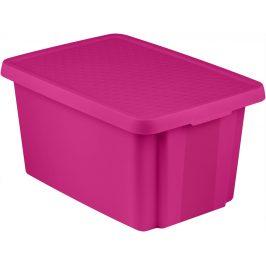 Curver Box ESSENTIALS 45L - fialový