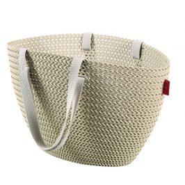 Curver Bag EMILY KNIT - krémová Úložné boxy