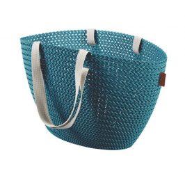 Curver Bag EMILY KNIT - modrá