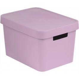 Curver Box INFINITY 17L - růžový