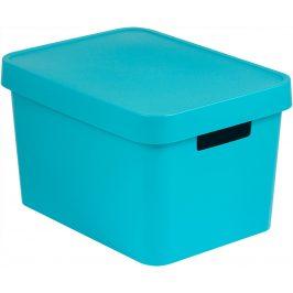 Curver Box INFINITY 17L - modrý Úložné boxy