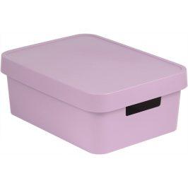 Curver Box INFINITY 11L - růžový