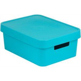 Curver Box INFINITY 11L - modrý Úložné boxy