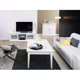 Falco TV stolek Provence 811 - bílý