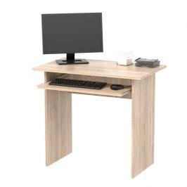 Tempo Kondela PC stůl VERNER - dub sonoma