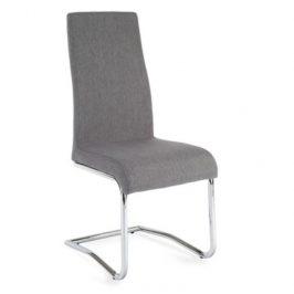 Tempo Kondela Jídelní židle AMINA - světle šedá