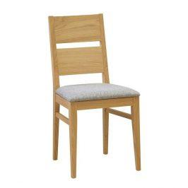 Stima Jídelní židle Orly čalouněná - masiv dub