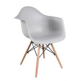 Tempo Kondela Židle DAMEN -šedá