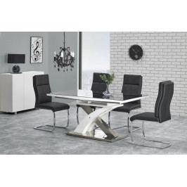 Halmar Jídelní stůl Sandor 2 Černý