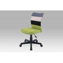 Autronic Kancelářská židle KA-N837 GRN