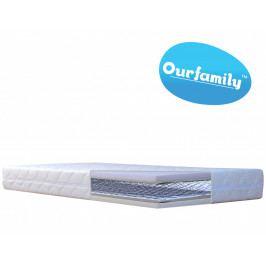 Forclaire Pružinová matrace ALEX Ourfamily - 200x140