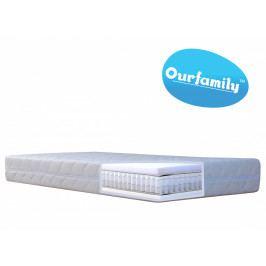 Forclaire Taštičková matrace MAX Ourfamily - 200x140