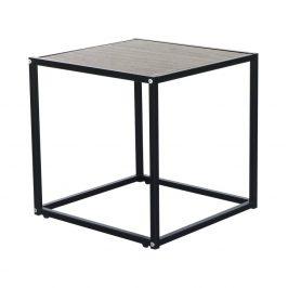 Tempo Kondela Příruční stolek JAKIM TYP 1 - dub / černá