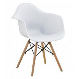 Falco Jídelní židle Indiana - bílá