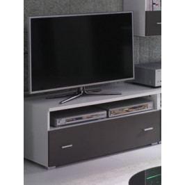 Falco TV stolek Wendigo R6 bílá/grafit