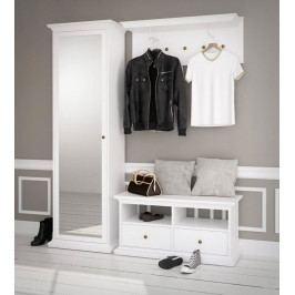 Falco Toaletní stolek Provence 357 - bílý