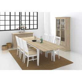 Falco Jídelní stůl Provence 870 bílý