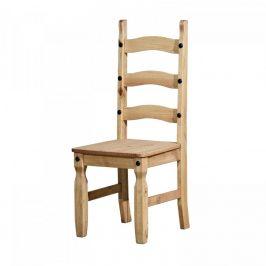 Idea Židle CORONA vosk 160204