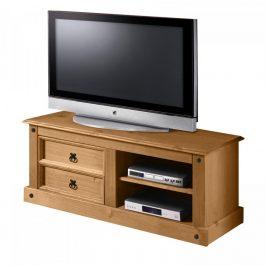 Idea TV stolek CORONA vosk 161017 Stolky pod TV