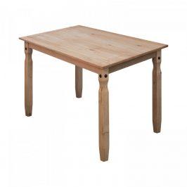 Idea Jídelní stůl 118x79 CORONA 2 vosk 16116
