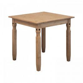 Idea Jídelní stůl 78x78 CORONA 2 vosk 16117