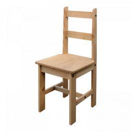 Idea Židle CORONA 2 vosk 1627 Židle do kuchyně