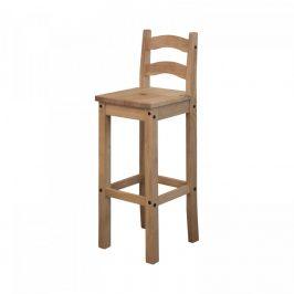 Idea Barová židle CORONA 2 vosk 1628