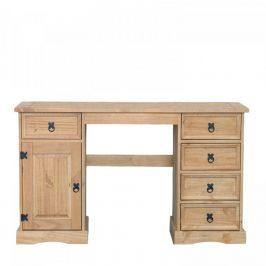 Idea Psací stůl CORONA vosk 16334 Psací stoly