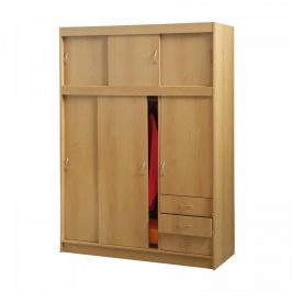 Idea Skříň s posuvnými dveřmi 3000
