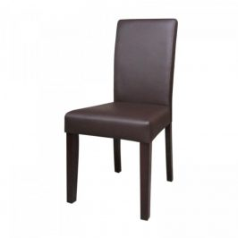 Idea Židle PRIMA hnědá 3035