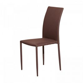 Idea Jídelní židle PARMA hnědá