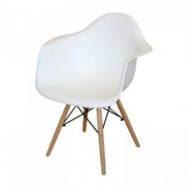 Idea Jídelní židle DUO bílá