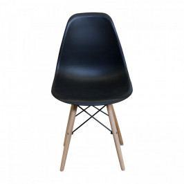 Idea Jídelní židle UNO černá