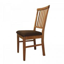 Idea Polstrovaná židle 4843 dub