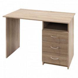 Idea Psací stůl 50044 dub