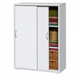 Idea Skříňový prádelník 601 bílý