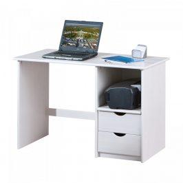 Idea PC stůl SINUS bílý