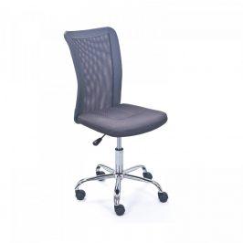 Idea Kancelářská židle BONNIE šedá