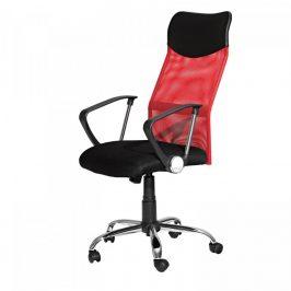 Idea Kancelářské křeslo PREZIDENT červené K56