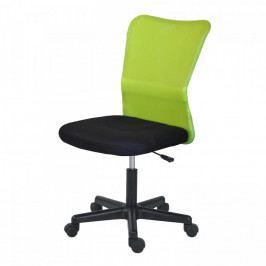 Idea Kancelářská židle MONACO zelená K63