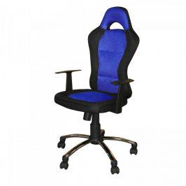 Idea Kancelářské křeslo CESAR modré K80