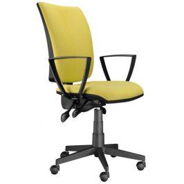 Alba Kancelářská židle Lara - látka Phoenix 100, bez područek