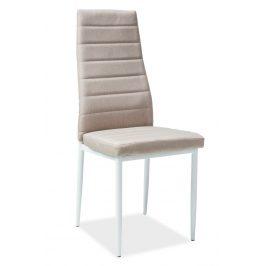 Casarredo Jídelní čalouněná židle H-266 béžová